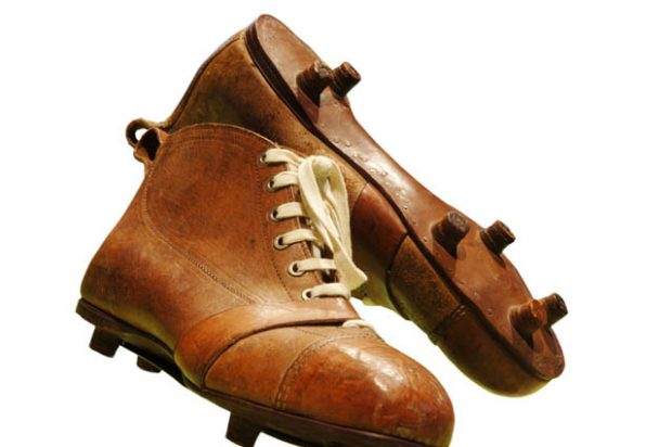 Kick Me With Your Leather Boots: A memory trip to some footballing childhoods