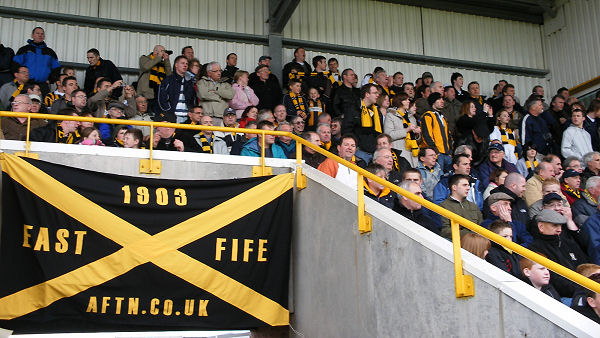 East Fife players hit back at abuse on AFTN forum – AFTN hits back at players