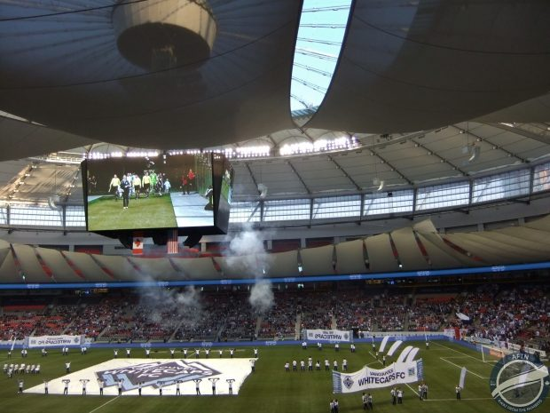 View From Abroad: Vancouver Whitecaps close to blowing playoffs