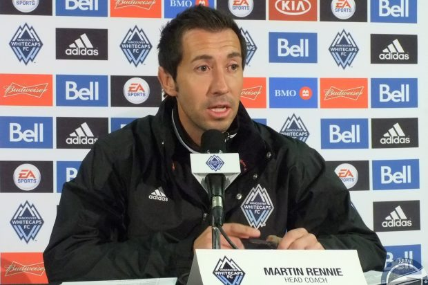 View From Abroad: Not quite worst to first, but big improvement in Vancouver under Scottish manager Martin Rennie and his Fife assistant Paul Ritchie