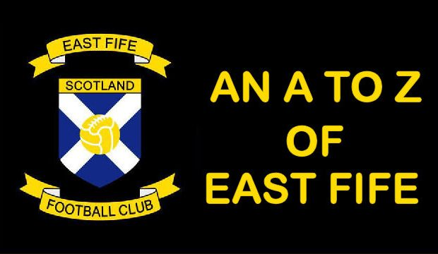 An A to Z of East Fife Football Club