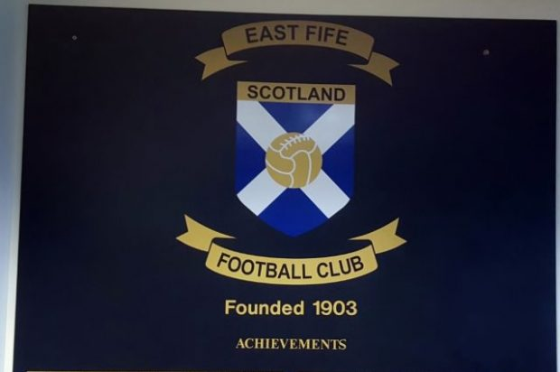 East Fife FC Honours