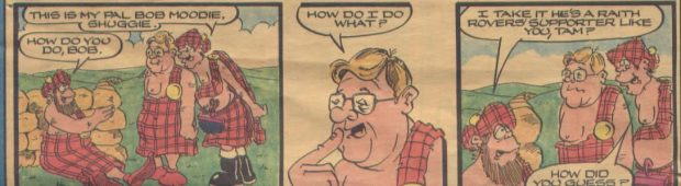 Shuggie Cartoon