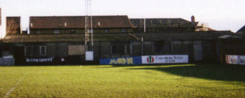 Bayview Park Icons: The East Fife Social Club