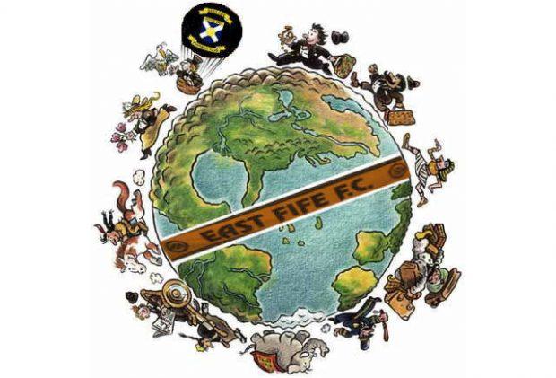 Fifers Around The World