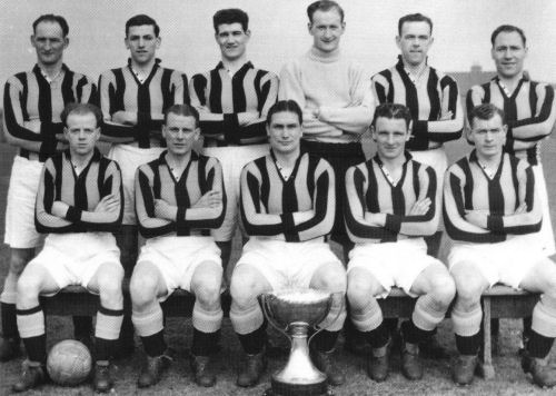 Helping East Fife regain their past glories in the present and future