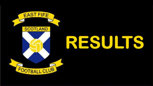 EAST FIFE FC RESULTS: 2005/2006 SEASON