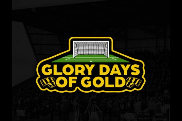 Episode 22 – Glory Days of Gold (Halloween Horror – Falkirk v East Fife, football streams, Bayview A to Z)