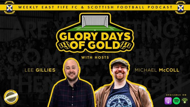Episode 36 – Glory Days of Gold (Waka Waka with special guest Kevin Fotheringham)